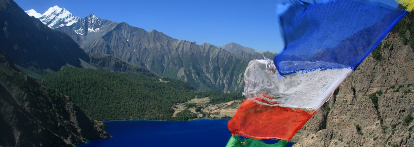 Phoksundo lake, Dolpo