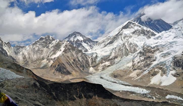 Everest Three High Pass Trekking