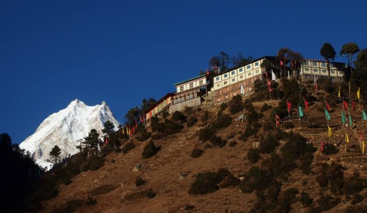 Monastery Trek