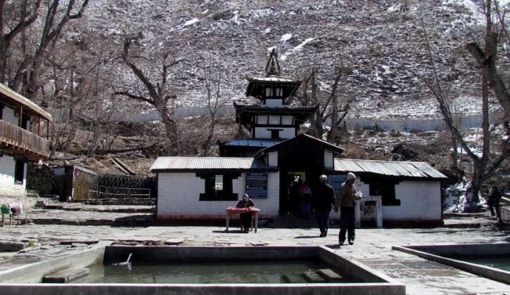 Muktinath Darshan Holy Trek