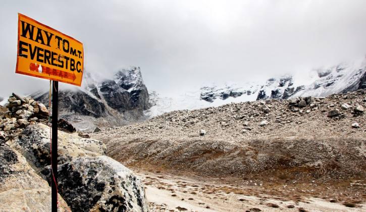 Why Trekking in Everest Region?