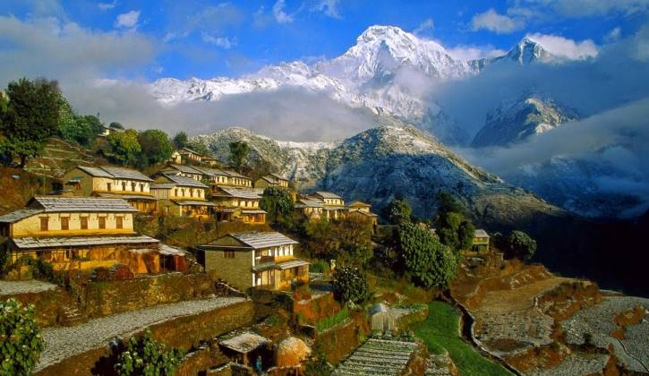 Winter Holidays Tour in Nepal