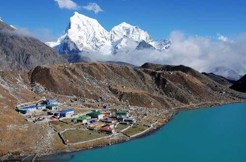 Gokyo Trek with Chola Pass