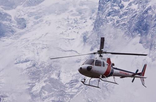 Heli Mountain Flight Tour in Nepal