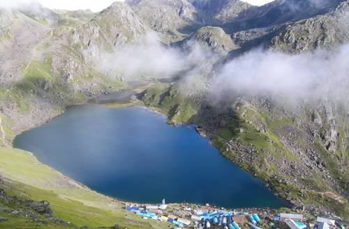 Langtang valley and Gosaikunda Pass Trek