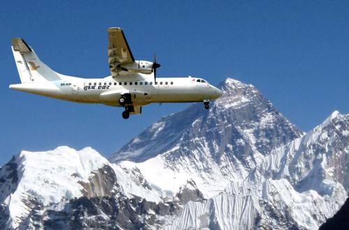 Mountain Flight Tour in Nepal