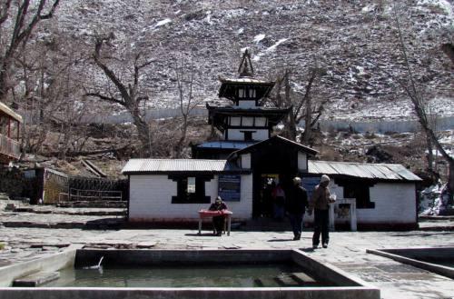 Muktinath Darshan Holy Trek
