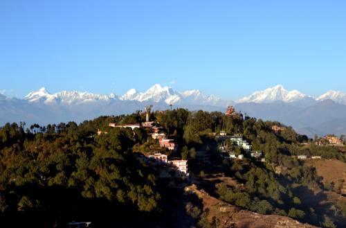 Nagarkot Hiking