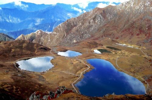 Salpa-Silicho- Panchpokhari Eco Trail Trek