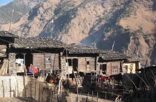 Tamang Heritage Trail and Langtang valley Trek